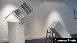 Любители всех форм творчества спросят у зрителей, как они воспринимают пространство; инсталляция Jotta Contemporary