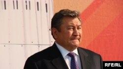 Елеусин Сагиндиков, аким Актюбинской области.