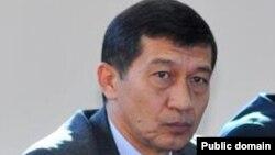 Бывший глава МВД Узбекистана Адхам Ахмедбаев.