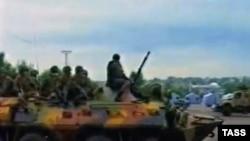 Войска в Оше пока не могут остановить насилие