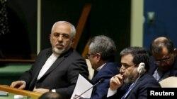 هیات ایرانی در کنفرانس بازنگری انپیتی در نیویورک