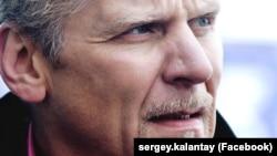 Сергій Калантай, актор театру і кіно, заслужений артист України