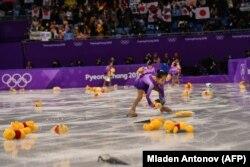 """Лід після виступу японського фігуриста завжди в """"Вінні-Пухах"""""""
