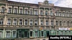 Сарытау шәһәренең татар гимназиясе