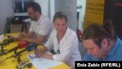 Nevladine udruge za ljudska prava o suđenjima ta ratne zločine za vrijeme i nakon Oluje, 2. kolovoza 2013.