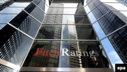 """Fitch Ratings""in ofisi. New York"