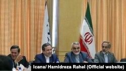 د ایران د بهرنیو چارو وزارت مرستیال عباس عراقچي