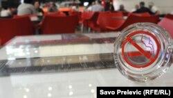 Если профильный комитет одобрит законодательную инициативу о запрете курения в общественных местах, за нее могут проголосовать все парламентские фракции