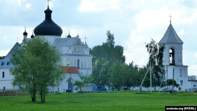 Сьвята-Мікалаеўскі манастыр