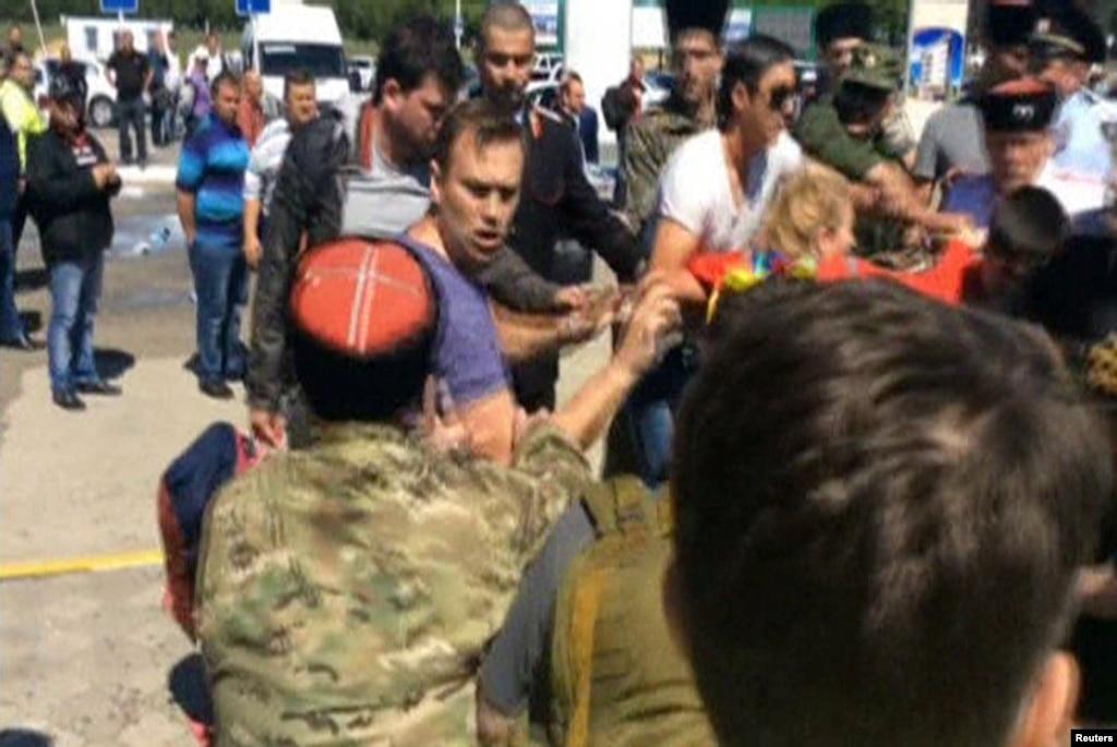 Image result for казаки навальный