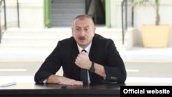 İlham Əliyev, arxiv foto