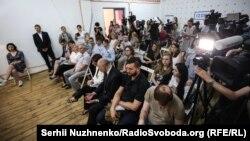 Презентація книги у Києві, червень 2018 року