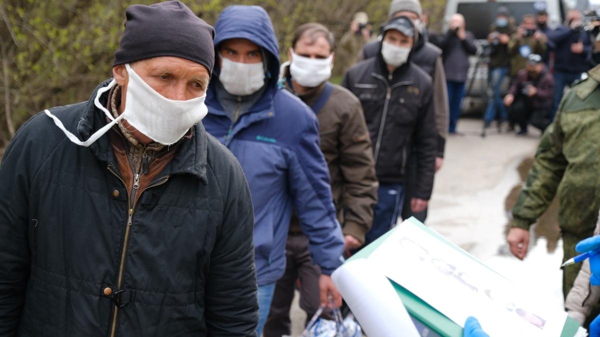 Офис генерального прокурора: большинство освобожденных из плена заявляют об избиении