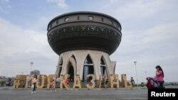 """Центр семьи """"Казан"""" — главный дворец бракосочетаний (ЗАГС) в Казани"""