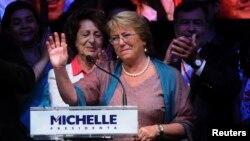 Хозяйка Саммита женщин во власти Мишель Бачелет