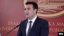 Прремиерот Зоран Заев