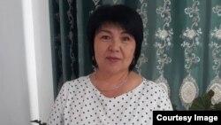 Гүлнара Жасоолова.
