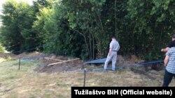 Traženje posmrtnih ostataka nestalih osoba na Rostovu