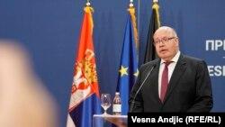 Міністр економіки Німеччини Петер Альтмаєр