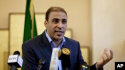Libya's government spokesman Moussa Ibrahim was reportedly captured dressed as a woman outside Qaddafi's hometown of Sirte.