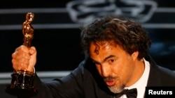 """""""Birdman"""" filminin rejissoru Alejandro Inarritu"""