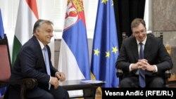 Uskoro i zajednička sednica vlada premijera Viktora Orbana i Aleksandra Vučića