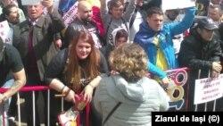 Oamenii din Târgoviște aveau nevoie să știe o parolă pentru ca Poliția să le dea voie să circule pe 14 străzi din Târgoviste