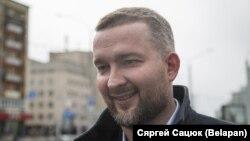 Кандыдат у прэзыдэнты Беларусі Сяргей Чэрачань, 21 траўня