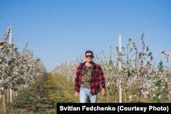 Світлан Федченко, молодий агроном із Красилова Хмельницької області