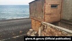 Перевірка незаконних об'єктів в Алуштинському районі
