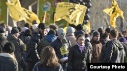 Красноярск - народ против строительства завода