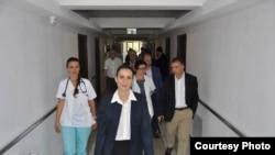 Alina Ion, denunțătoare la DNA a hoțiilor de la Casa de Sănătate