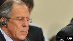 Рускиот министер ѕа надворешни работи Сергеј Лавров
