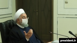 Hassan Rouhani, Iran President