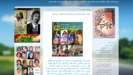 Pageview of website of Iranian blogger Sattar Beheshti