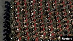 Техеран - воена парада
