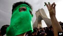 تظاهرات روز بیست و پنجم خرداد ماه ۱۳۸۸ در تهران