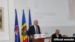 Președintele Partidului Democrat, Pavel Filip. 15 februarie 2020