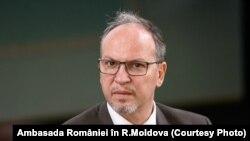 Ambasadorul României în Republica Moldova, Daniel Ioniță