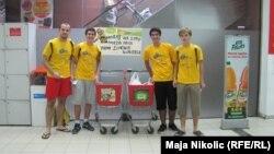 Volonteri u Tuzli