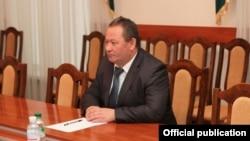 Глава Верховного совета непризнанной Приднестровской республики Михаил Бурла