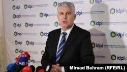 Претседавачот со Претседателството на Босна и Херцеговина Драган Човиќ