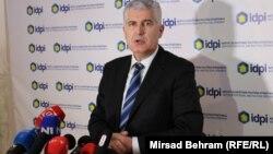 Претседавачот на претседателство на Босна и Херцеговина, Драган Човиќ.
