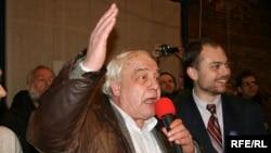 Владимир Буковский в 2007 году выдвигается на пост президента РФ