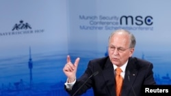 """""""The international order, in my view, is in its worst shape since the end of the Cold War,"""" said Wolfgang Ischinger, the chairman of the Munich Security Conference."""