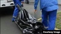 Bodies of 4 Tajik migrants found near Moscow, Photo from Facebook