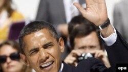 Барак Обама на саммите G8 в Италии