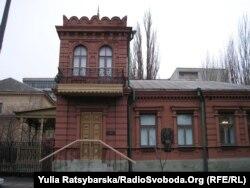 Меморіальний будинок-музей Дмитра Яворницького у Дніпропетровську