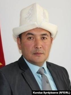 Эрлан Айсаракунов