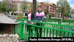 Македонката Ирена Васкез и Мексиканецот Роландо Васкез - двојка од Прилеп.